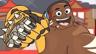Анимация - Кто Хороший Думфист (Кулак смерти)