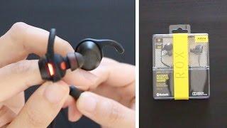Jabra ROX wireless in-ear earphone unbox & setup