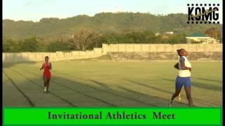 Highlights of the Athletics  Invitational Meet 2017