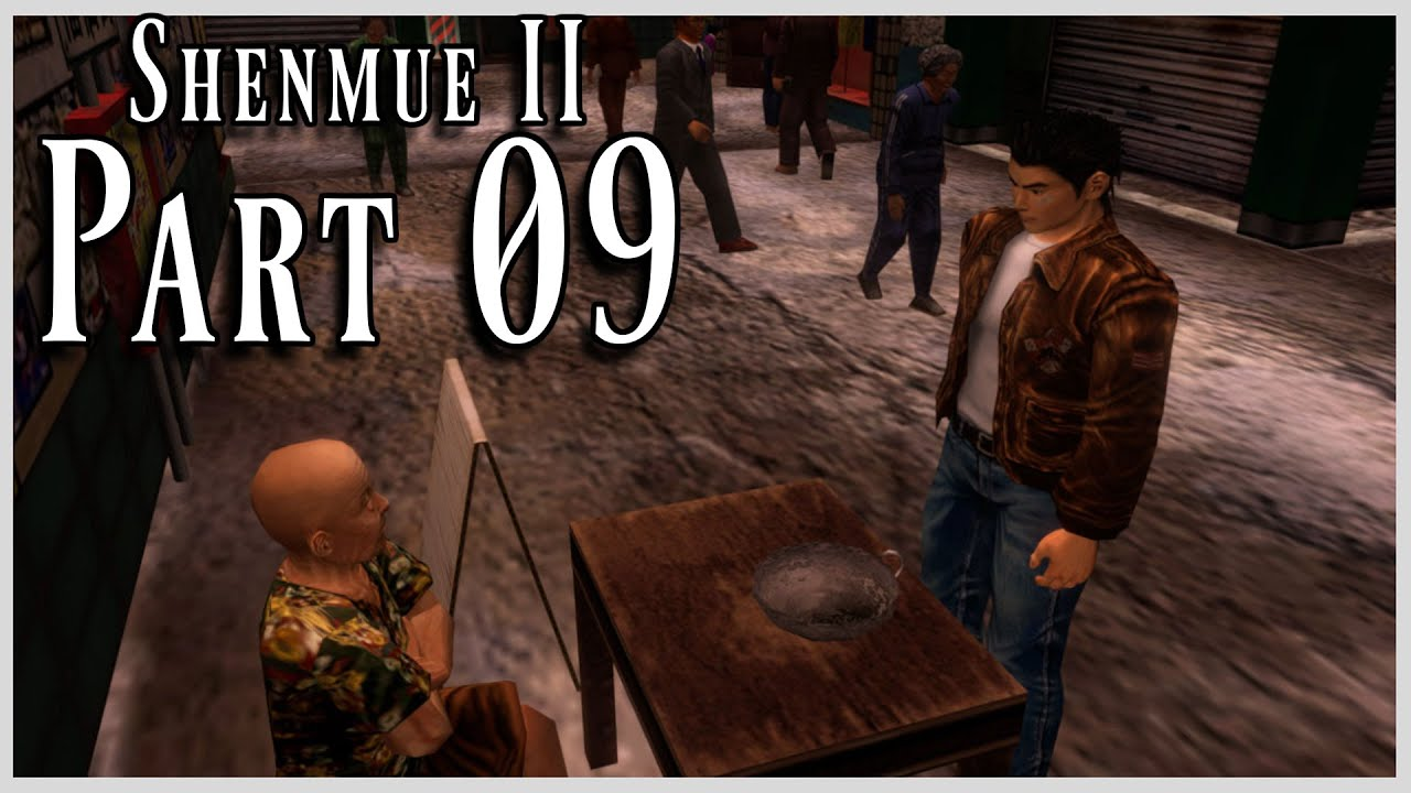 Shenmue 2 HD – Part 09: Würfel Würfel