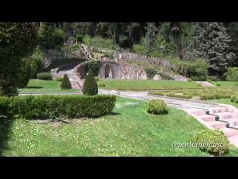 Villa Toeplitz in un video