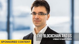 """""""Blockchain is Successful When People Don't Know They're Using It"""" - Johannes Schweifer, Co-Founder"""