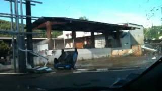 preview picture of video 'inondation draguignan jour deux'