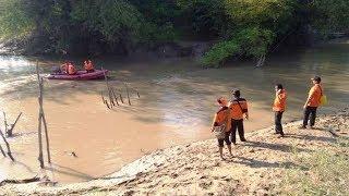 Tenggelamnya Siswa MAN di Sungai Keureuto Desa Baroe Belum Ditemukan Selama 2 Hari
