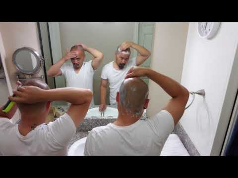 Head Shave Using OneBlade or OmniShaver?