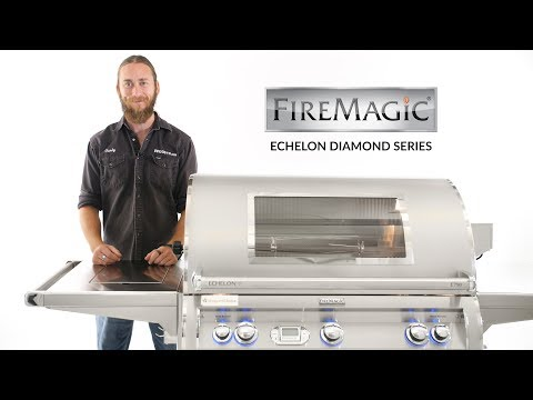 Fire Magic Echelon Gas Grill Videos