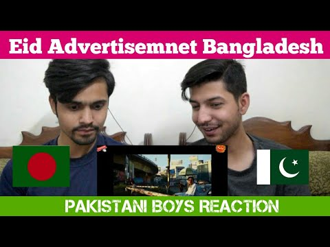 Pakistani Reaction on Emotional Eid Advertisements Of Bangladesh