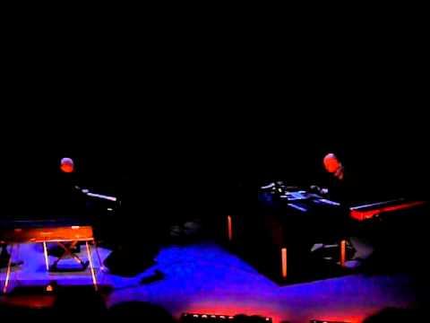 Henrik Schwarz & Bugge Wesseltoft @ Stuk 18/02/2012