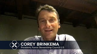 "Corey Brinkema: Consumer Pressure can Stop ""Serial Deforesters"""