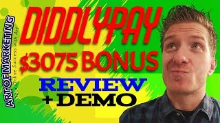 DiddlyPay Review, Demo, $3075 Bonus, Diddly Pay Review