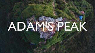 Adam's Peak (Sri Pada) l Sri Lanka Vlogs Ep6 l 5,000 Steps Trekking