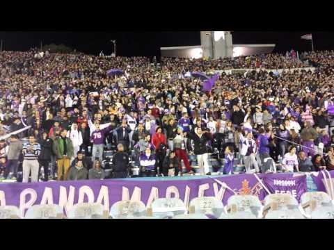 """""""Defensor│""""Esta es la Banda Marley.."""" Copa Libertadores 2014"""" Barra: La Banda Marley • Club: Defensor"""
