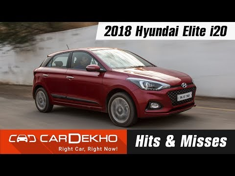 2018 Hyundai Elite i20 | Hits & Misses