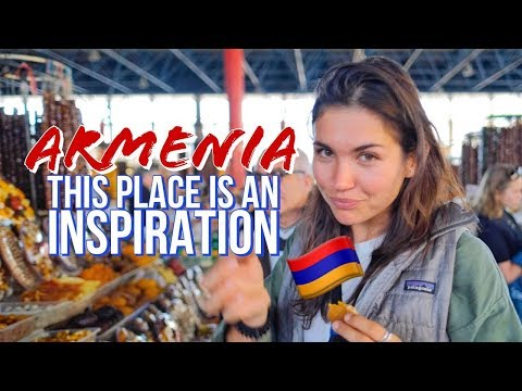 5 Reasons Why You Should Visit ARMENIA Right Now