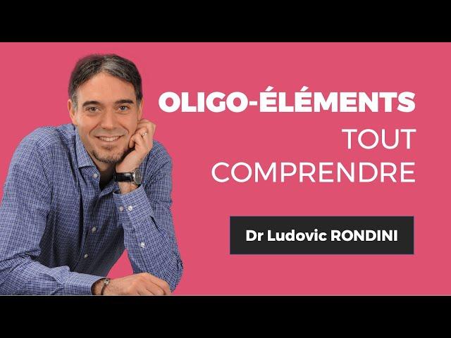 Dr. Ludovic RONDINILes différentes approches de la supplémentation en oligoéléments