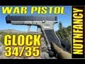 """Glock 34: War Pistol"" by Nutnfancy"