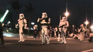 preview picture of video 'Pacific Outpost at the 12th Annual Kapolei City Lights Electric Light Parade'