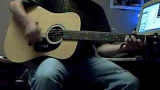 The Dandy Warhols - Godless (guitar cover)