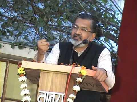 Dr Abhay Bang SPEECH -Philosophy of Life @ vss warora PART 2