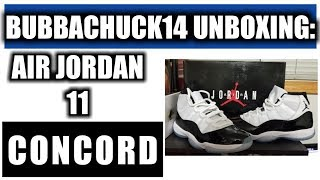 70df767d666d4e Unboxing  Air Jordan Xi Concord The Grail With Comparisons To Space Jam!