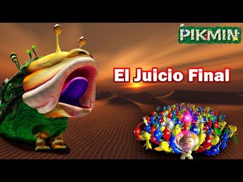 Pikmin! Los Soldaditos Suicidas! FINAL! | Me voy de Youtube? | Esteban Gonzalez