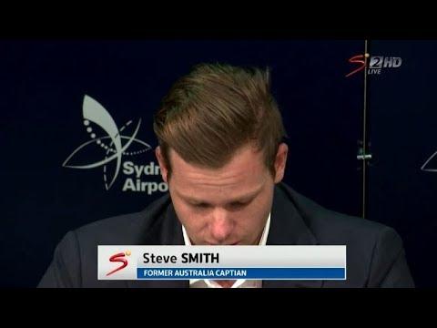 Steve Smith   Press Conference