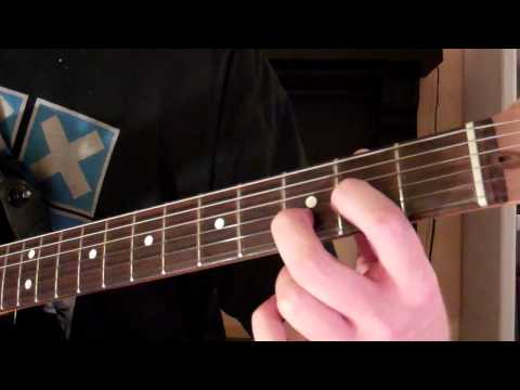 How To Play the Dsus2 Chord On Guitar (Suspended Chord)