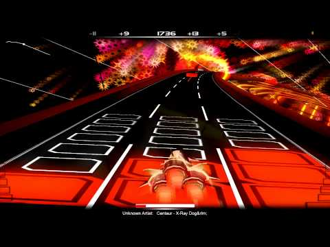 Audiosurf 3 / Centaur X-Ray Dog - Bayonetta