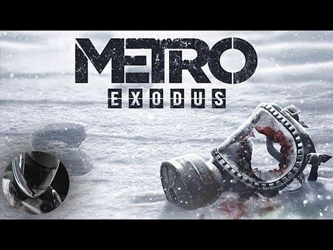 Metro: EXODUS - За МКАДом есть жизнь, прикинь!