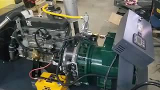 Газовый генератор Gazvolt Standard 18 KTB 12 от компании Магазин газовых генераторов GAZVOLT - видео
