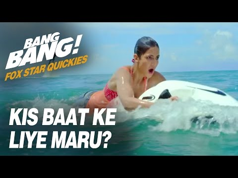 Fox Star Quickies : Bang Bang - Kis Baat Ke Liye Maru?