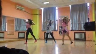 Lyaka, Tova, Nazi - Katty Perry - Dark horse (dance cover)