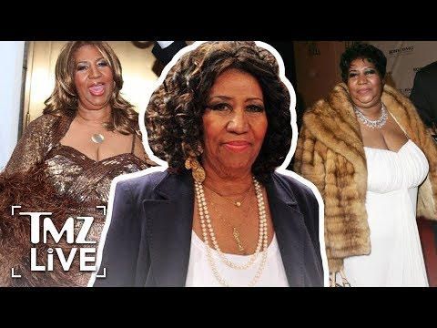 [TMZ]  Aretha Fanklin Is Gravely Ill From Cancer
