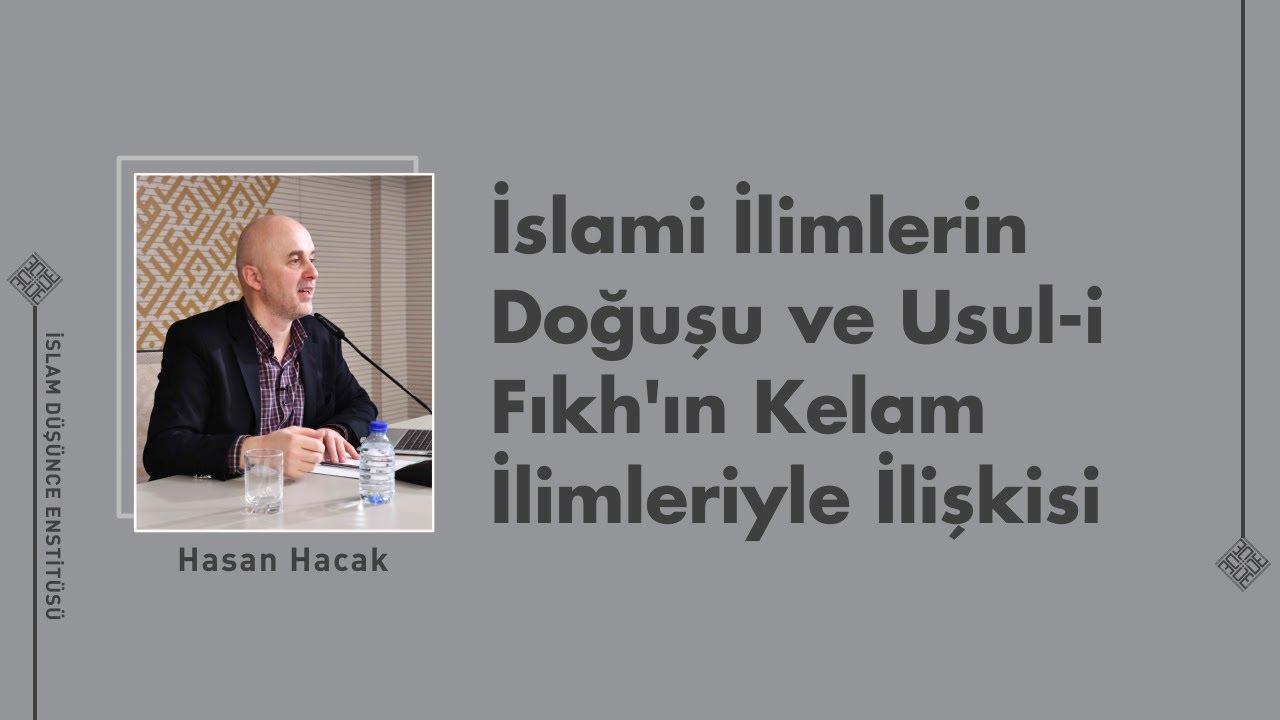 Prof. Dr. Hasan Hacak tarafından