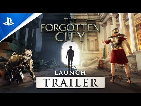The Forgotten City - Launch Trailer | PS5, PS4 de The Forgotten City