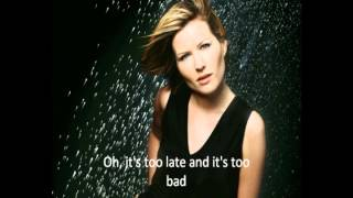 Dont think of me - Dido w/ lyrics