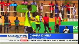 Eight teams participate in the Eastern Region Finals Chapa Dimba na Safaricom