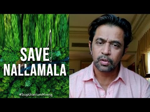 be-the-change-to-save-nallamalla-forest-by-arjun-sarja