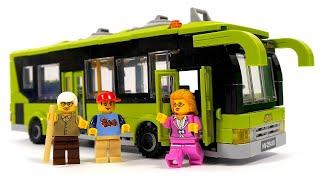 Enlighten Brick 1121 City buses - Speed Build