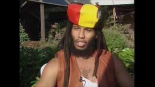 Ziggy Marley talks about his father Bob Marley