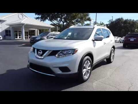 Certified Pre-Owned 2015 Nissan Rogue FWD 4dr SV