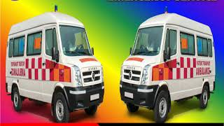 Use Best Emergency ICU Road Ambulance in Danapur and Gandhi Maidan
