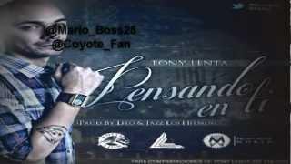 Tony Lenta - Pensando En Ti