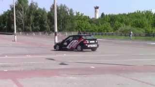 preview picture of video 'IX Rally Piaseczno, Załoga Nr 5'