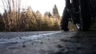 1972 BMW R75/5 Start And Ride In Oregon