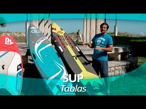 STAND UP PADDLE (SUP) 3 | Tablas