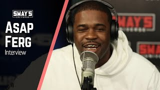 ASAP Ferg Freestyles Everything From 'Floor Seats', ASAP Rocky And Fashion | SWAY'S UNIVERSE
