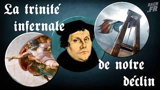 Vidéo : La trinité infernale de notre déclin