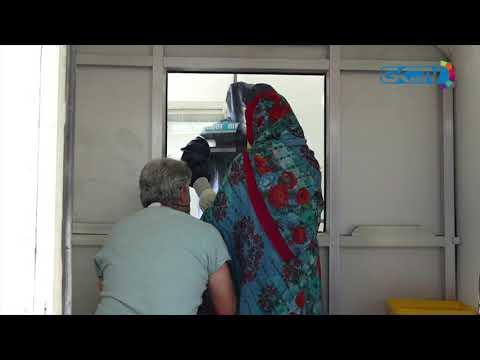 Health department rolls out mobile testing vans for coronavirus