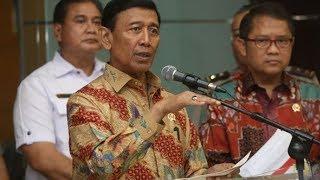 Wiranto Imbau Pejabat Daerah untuk Cegah Segala Bentuk Kecurangan Pilkada Serentak 2018
